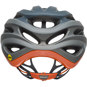 Bell Formula MIPS Helmet matte/gloss dark gray/orange